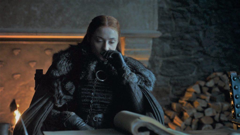 706 - Winterfell - Sansa