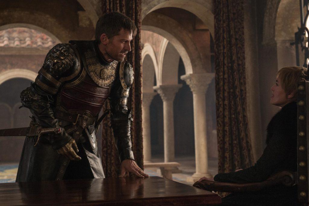 707 - King's Landing - Cersei, Jaime 2