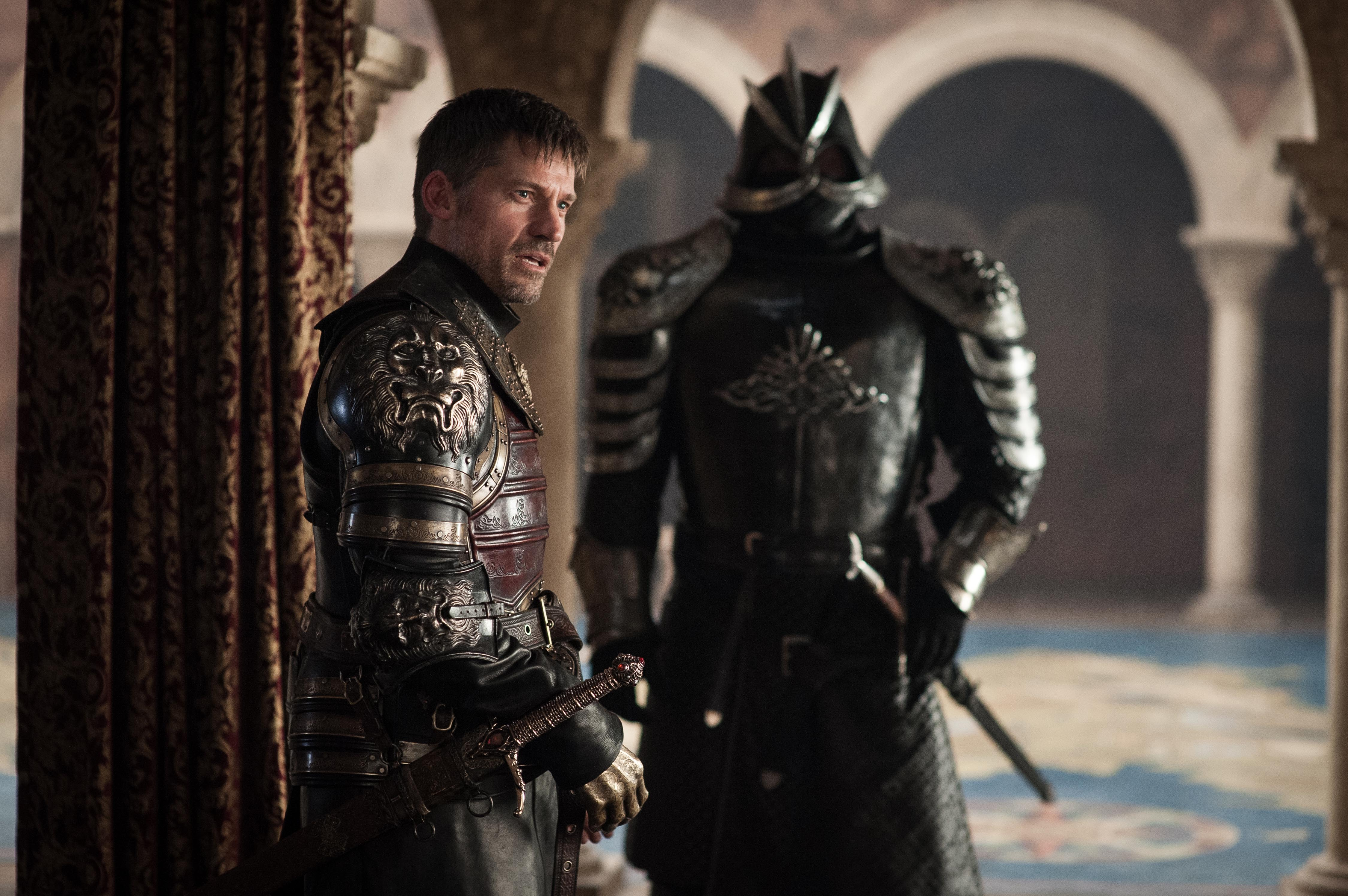 707 - King's Landing - Jaime, Gregor 1
