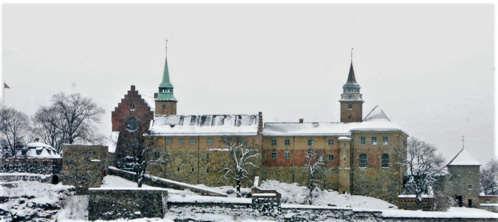 Looking for Winter - Akershus Fortress, Oslo, Norway