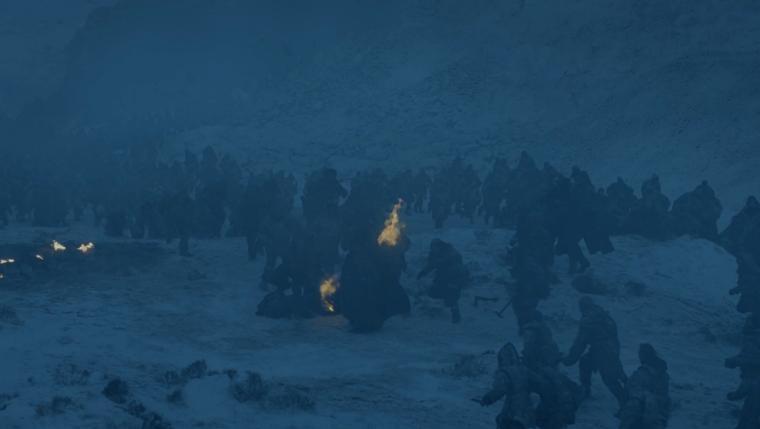 Benjen's Last Stand
