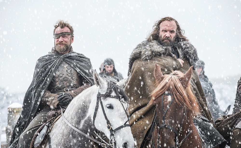 Beric DOndarrion The Hound