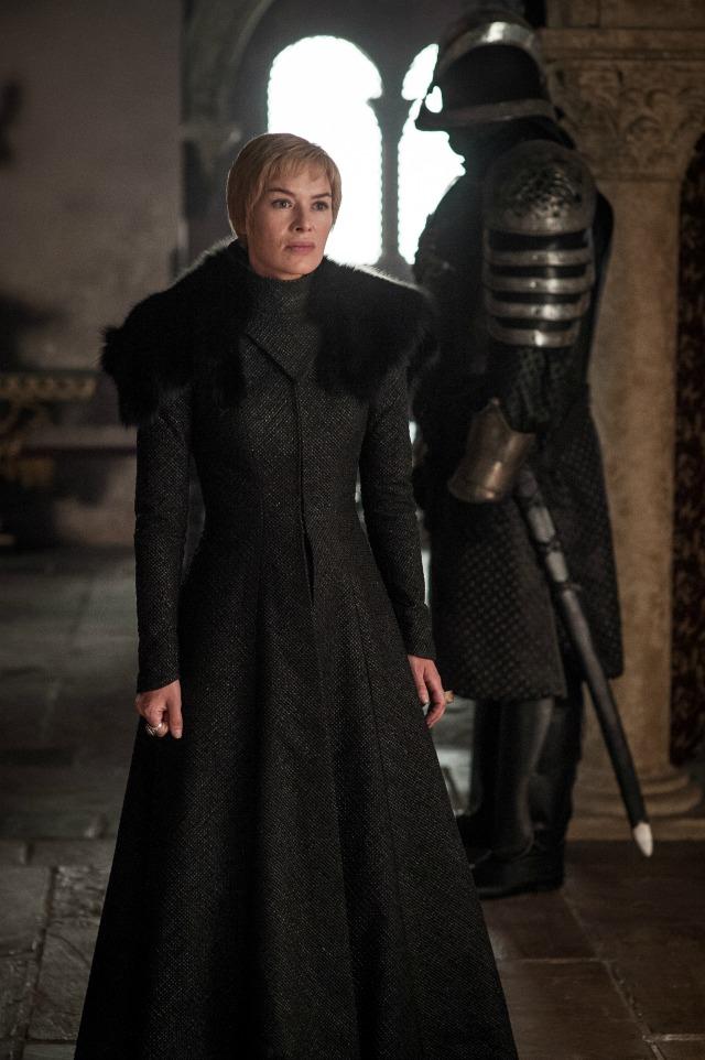 Lena Headey as Cersei Lannister. Photo: HBO