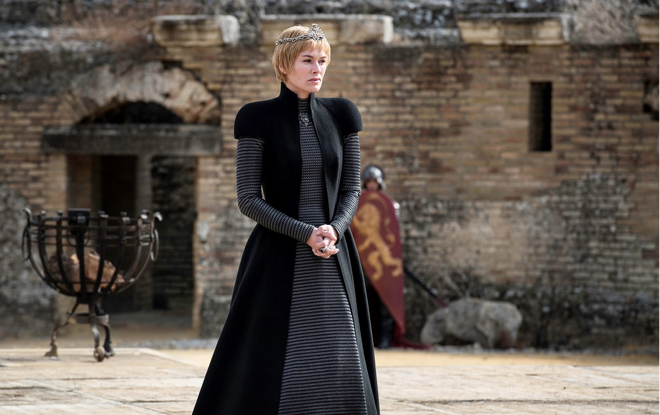 Cersei costume the dragon and the wolf
