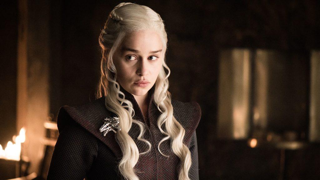 Daenerys Beyond the Wall
