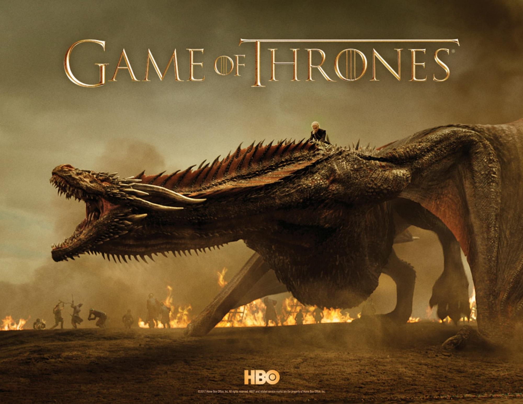 Game of Thrones Fandango Exclusive poster