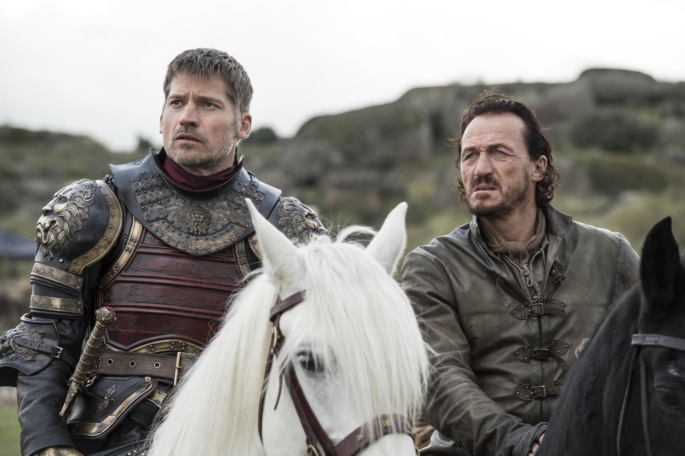 Jaime Bronn Spoils of War