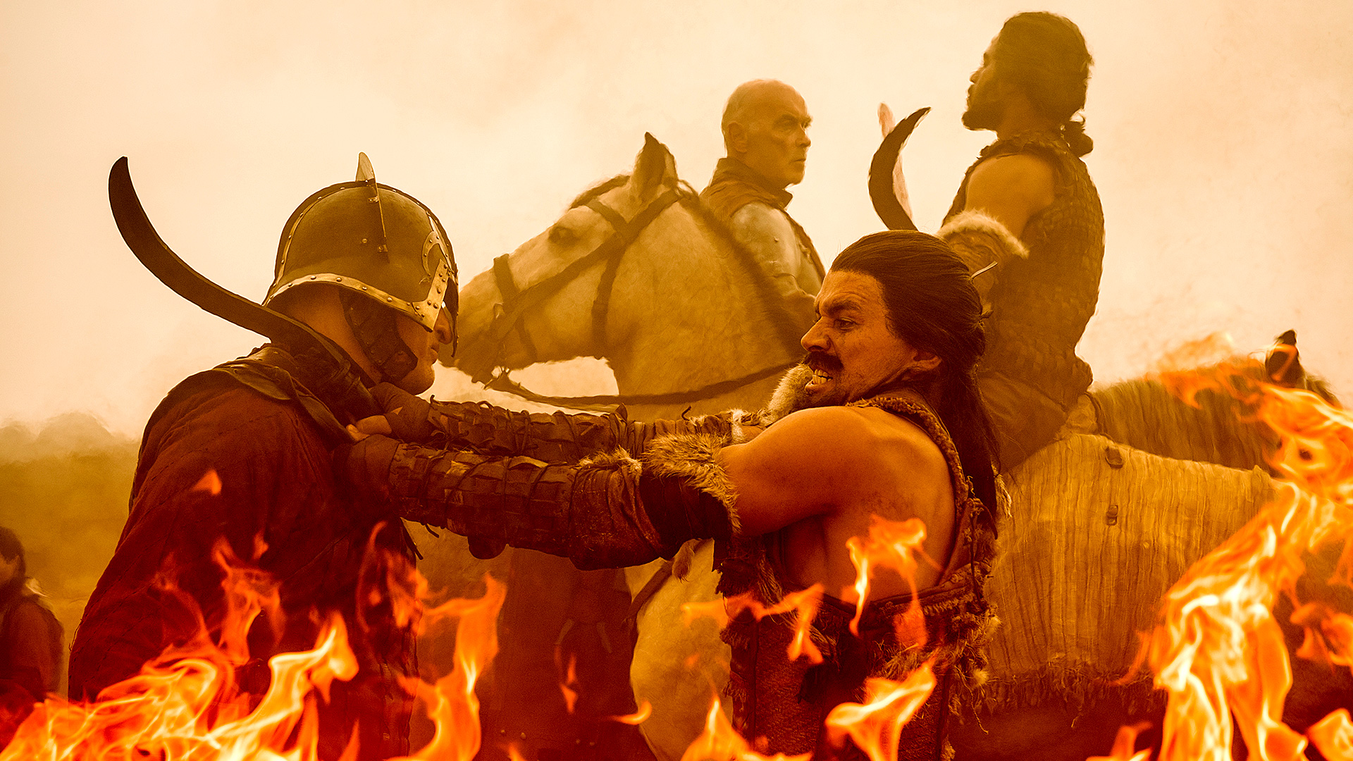 Lannister versus Dothraki The Spoils of War