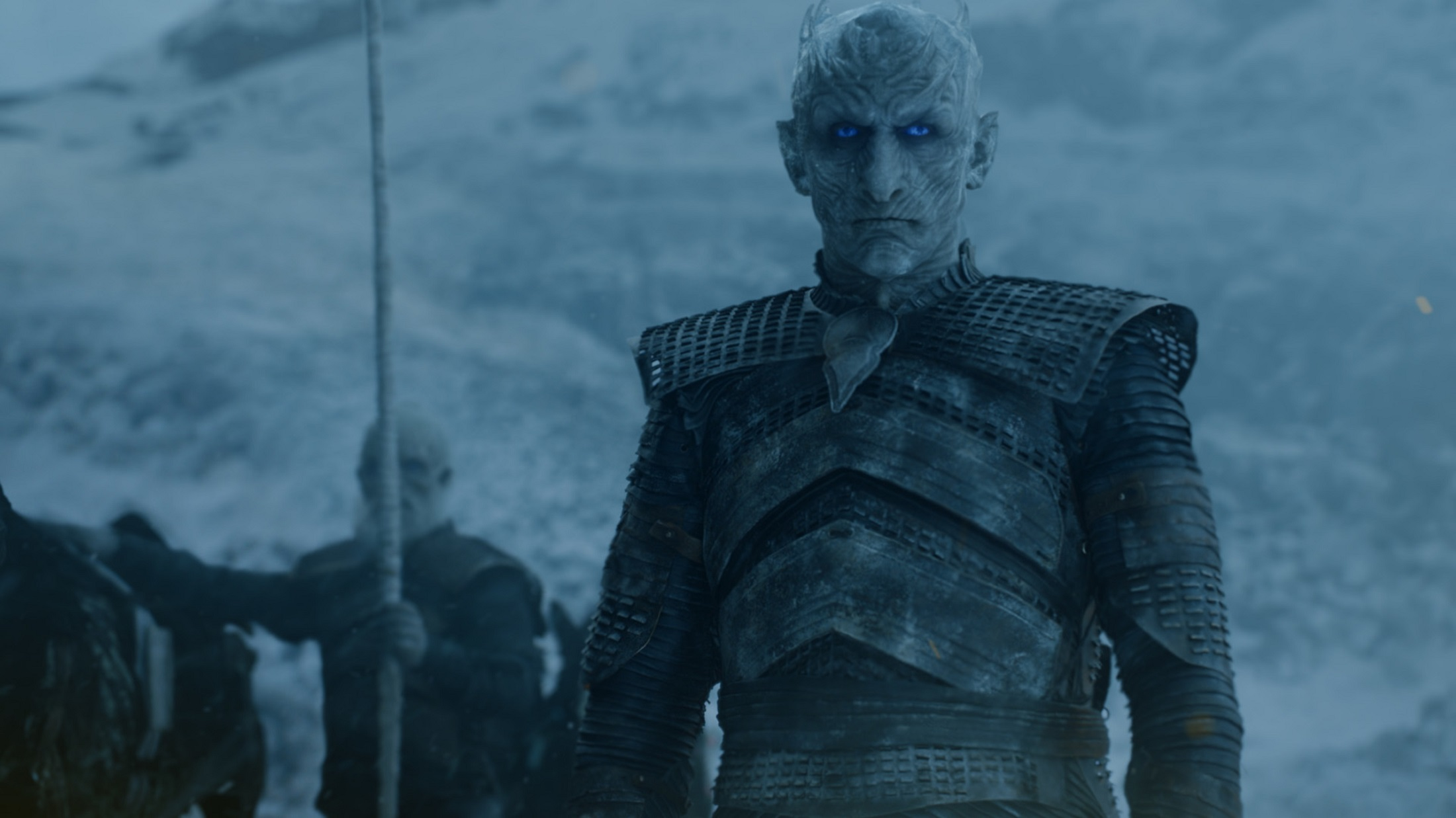 Night King Beyond the Wall
