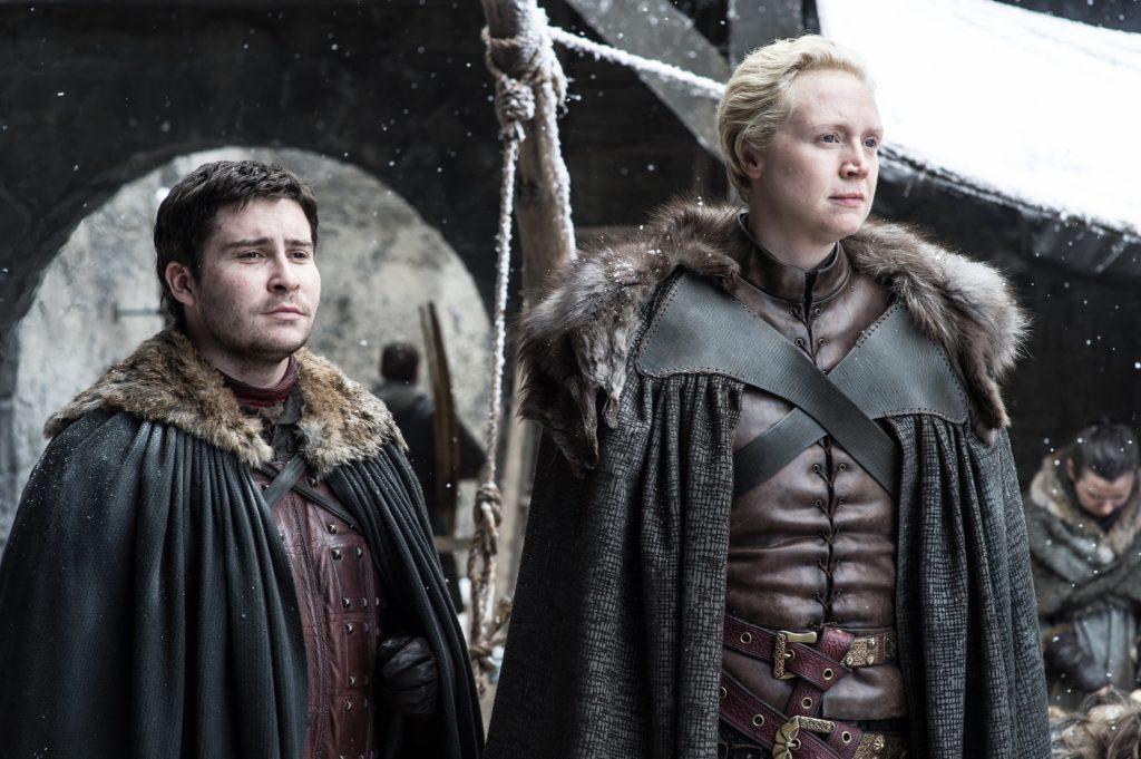 Podrick Brienne Spoils of War