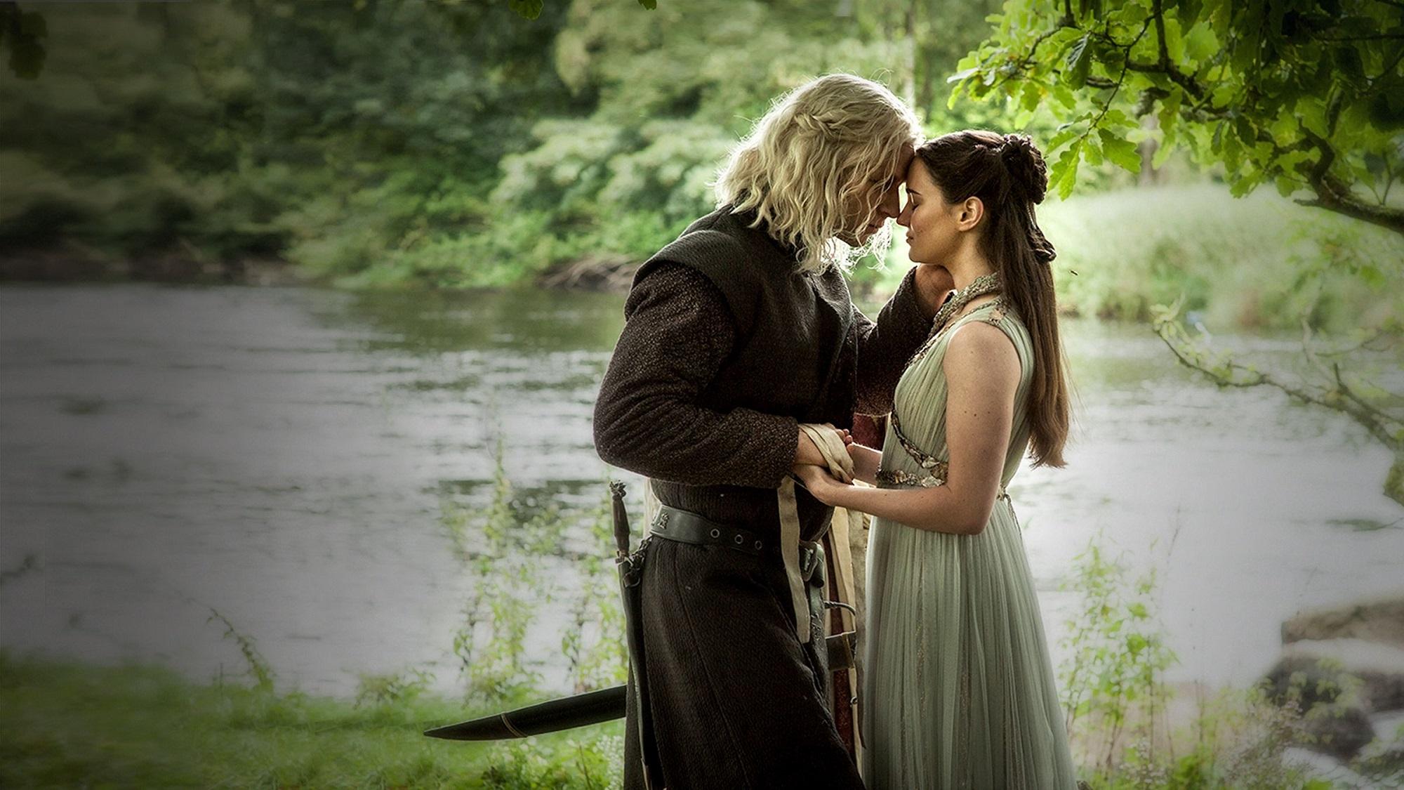 Rhaegar and Lyanna wedding