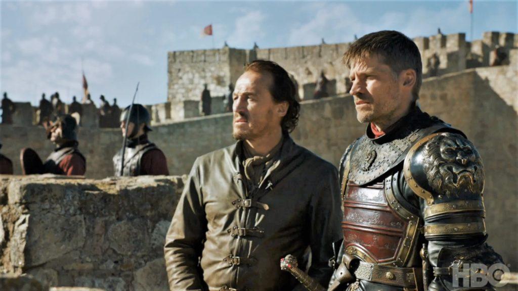 Bronn Jaime King's Landing Season 7 707