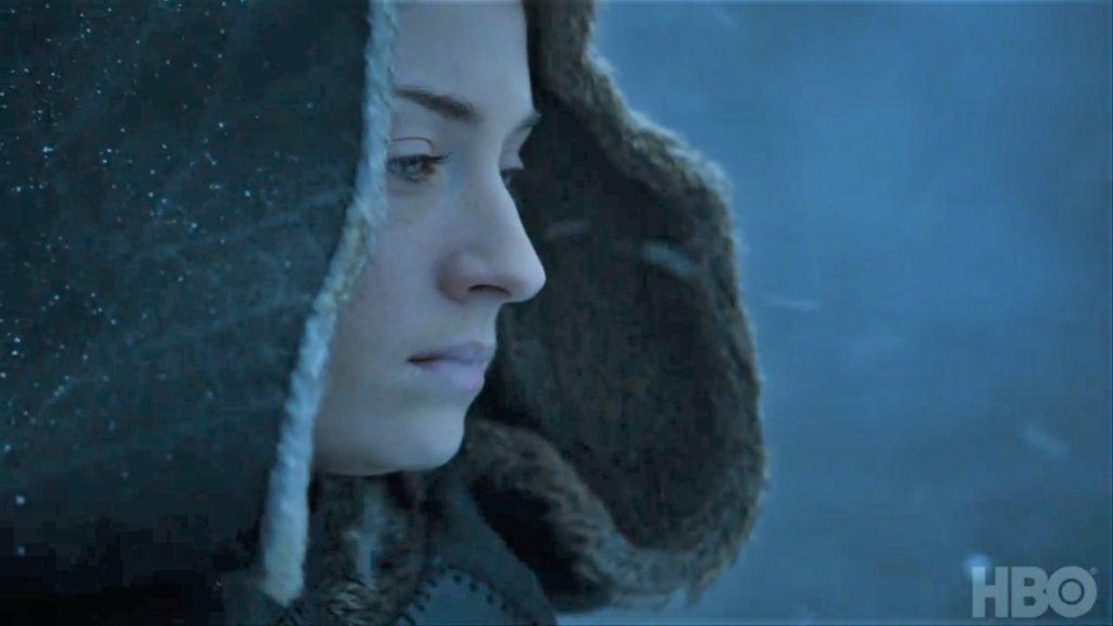 Sansa Winterfell Season 7 707