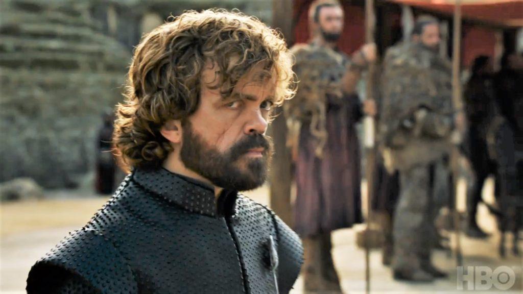 Tyrion King's Landing Dragonpit Season 7 707