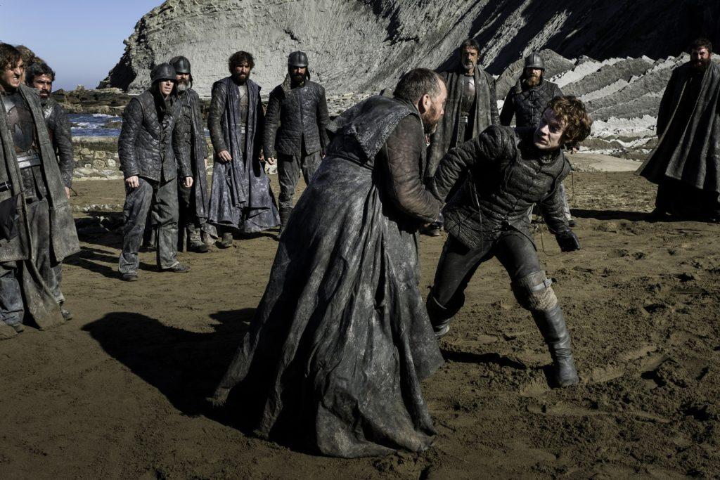 Theon Harrag episode 707