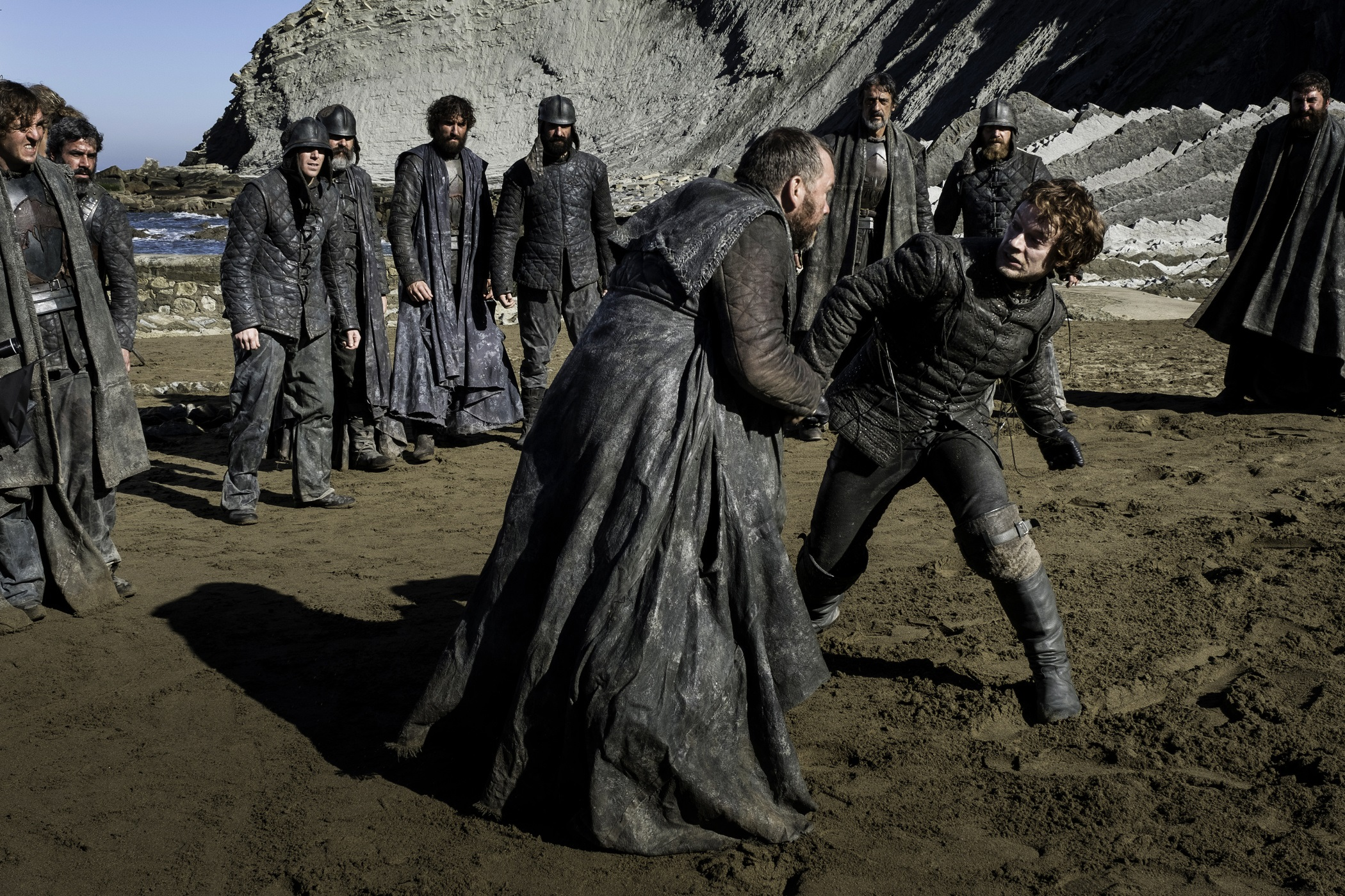 Game of Thrones Season 7 Episode 7 – The Dragon and the Wolf