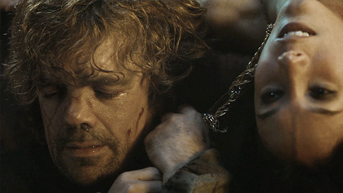 Tyrion and Shae death