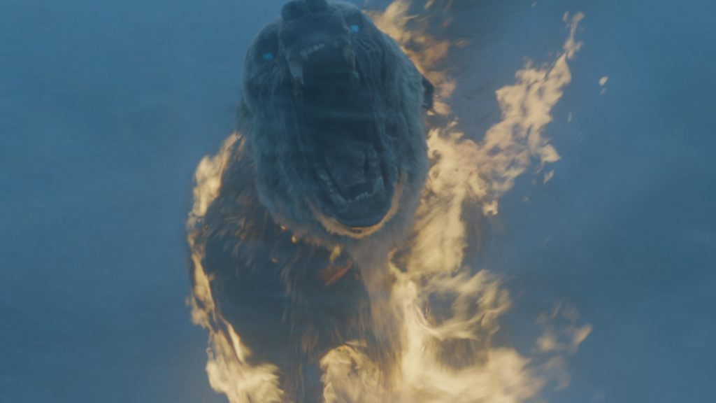 Wight Bear Game of Thrones Beyond the Wall