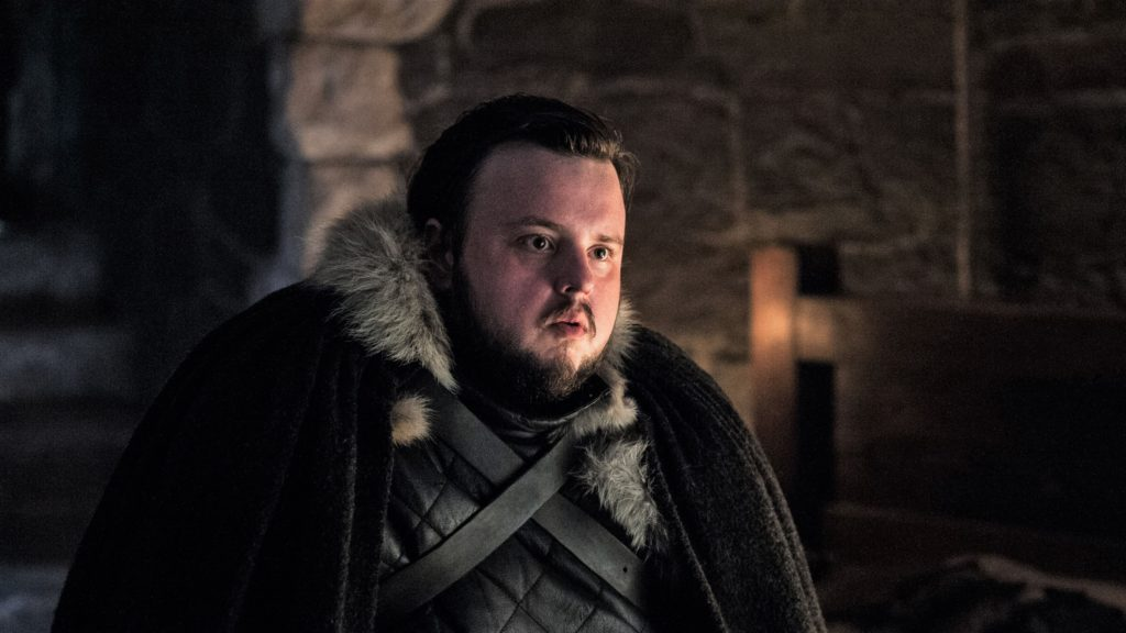 Samwell Tarly himself can't believe what the final season holds in store