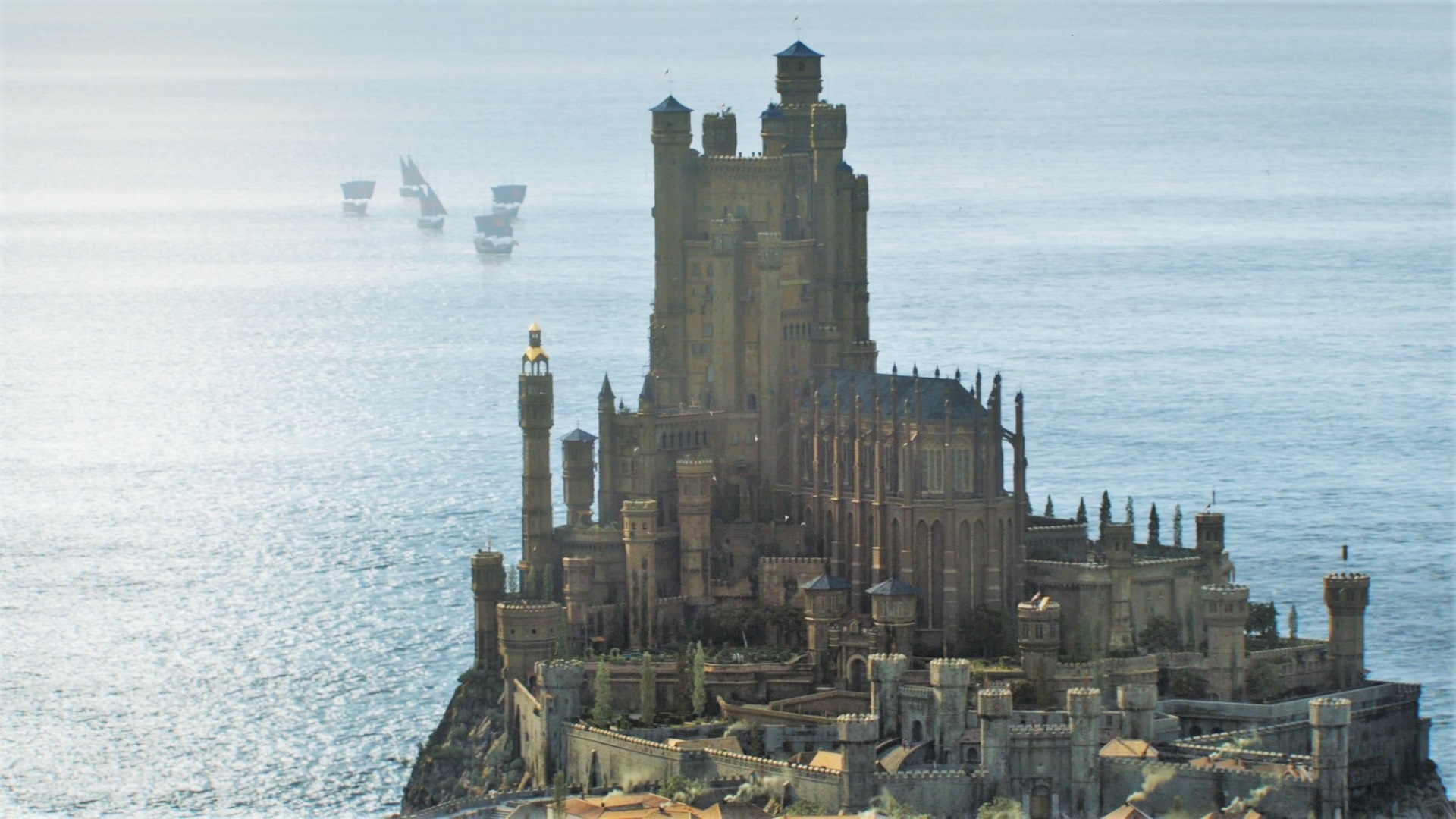 King's Landing Red Keep (North) 7x07