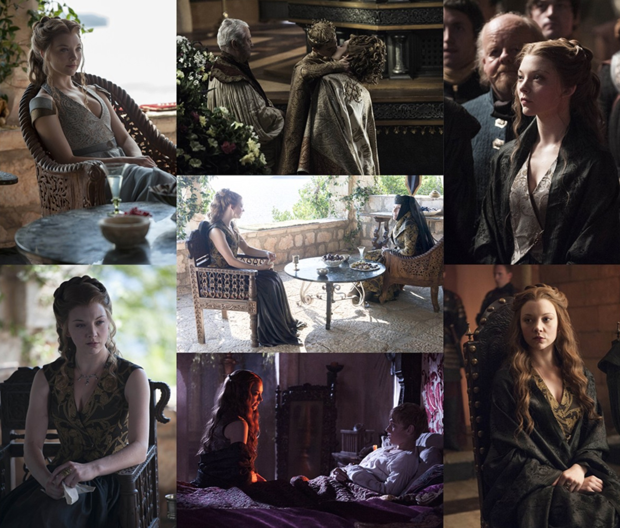 Game of Threads: A Lady's Armor - Margaery Tyrell | Watchers