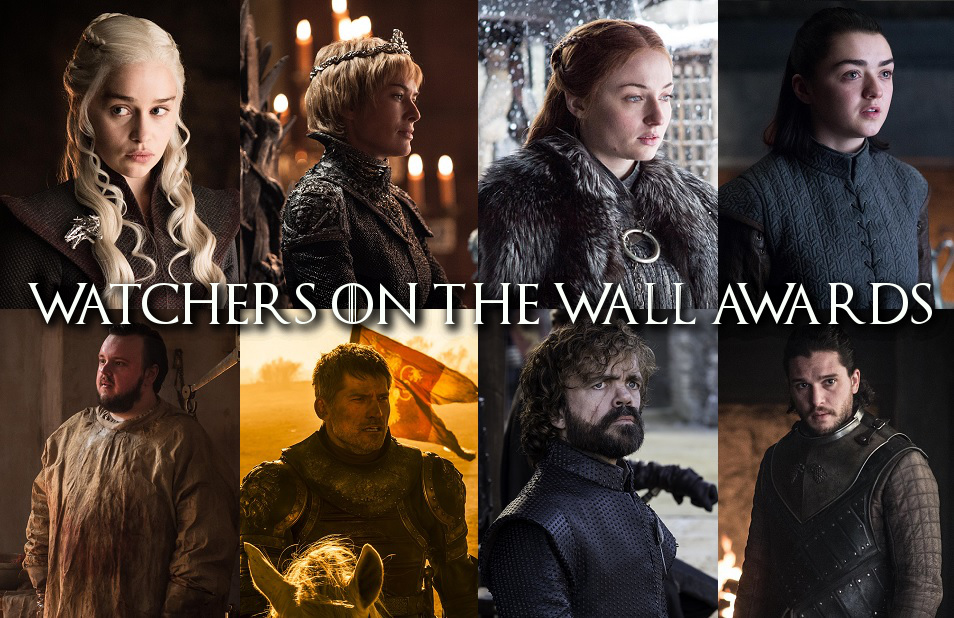 Watchers On The Wall Awards Best Leading Actor Best Leading Actress Of Season 7 Watchers On The Wall A Game Of Thrones Community For Breaking News Casting And Commentary