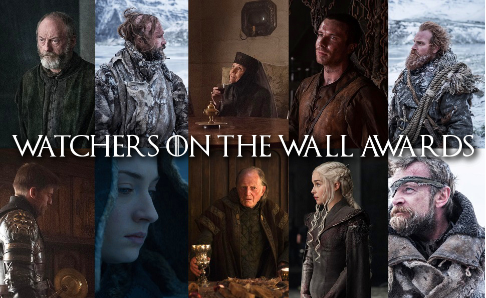 Emerald City Supporters - WE ARE THE WATCHERS ON THE WALL