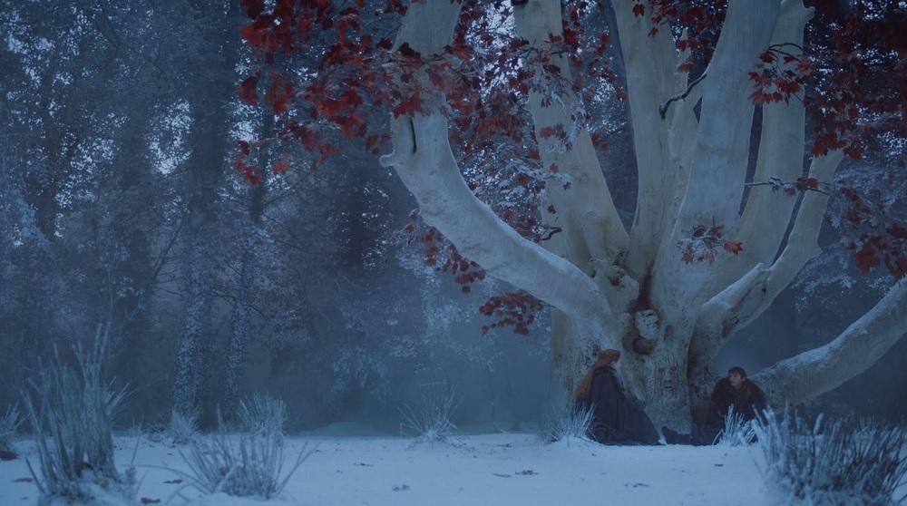 Winterfell snow