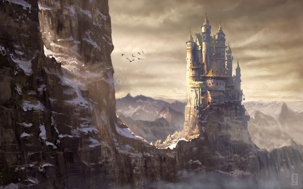 The Eyrie by Lino Drieghe