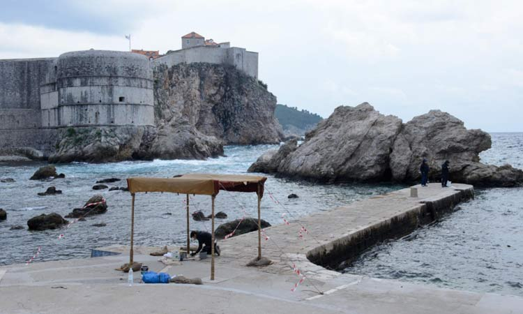 Game Of Thrones Season 8 Sets Spotted In Dubrovnik
