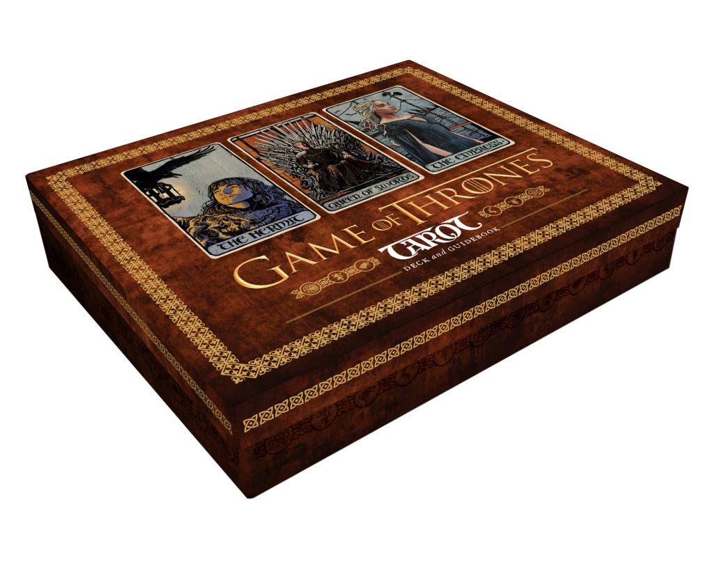 tarot card deck