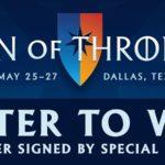 Con of Thrones contest