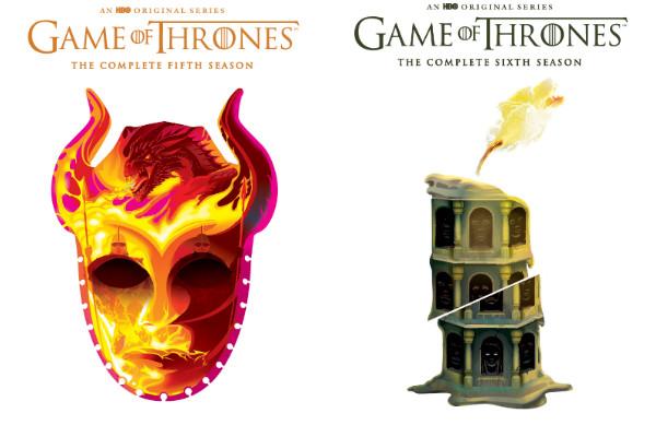 Game of Thrones Box Set 3