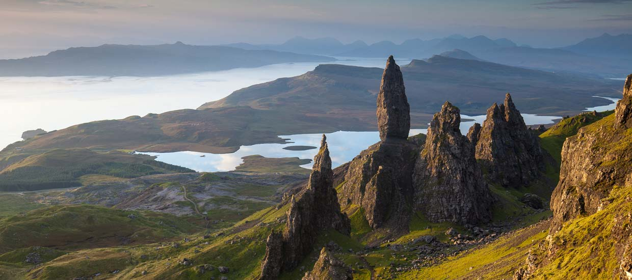 Old-Man-of-Storr Skye Island Scotland Prequel Location Scouting