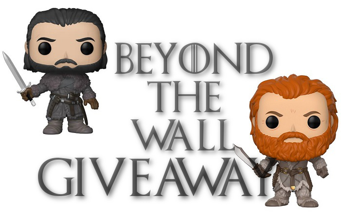Beyond the Wall Giveaway banner