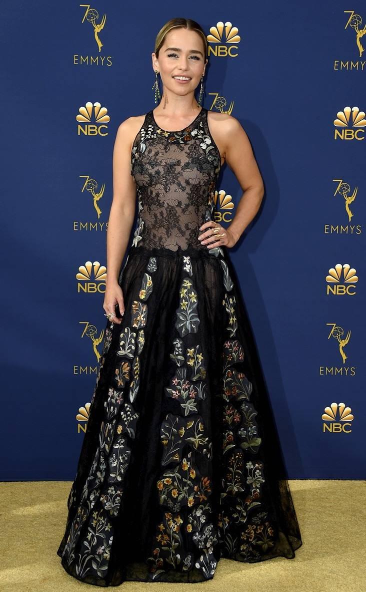 Emilia Clarke Emmys