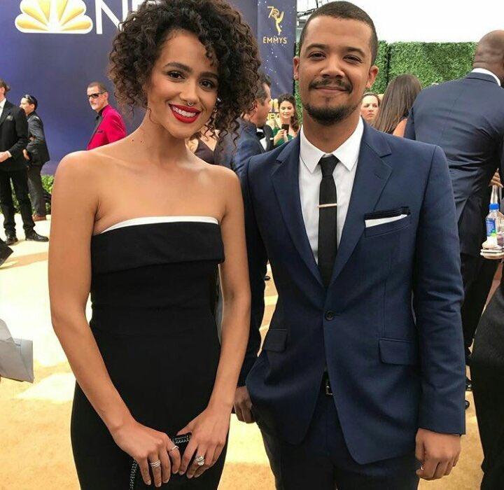 Jacob and Nathalie