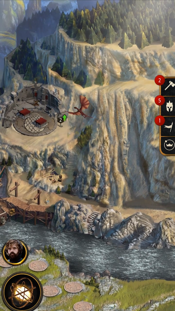 Dragons Descend Upon Westeros in Latest Update to Game of
