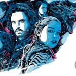 Game of Thrones Season 8 Illustration by Francesco Francavilla for EW