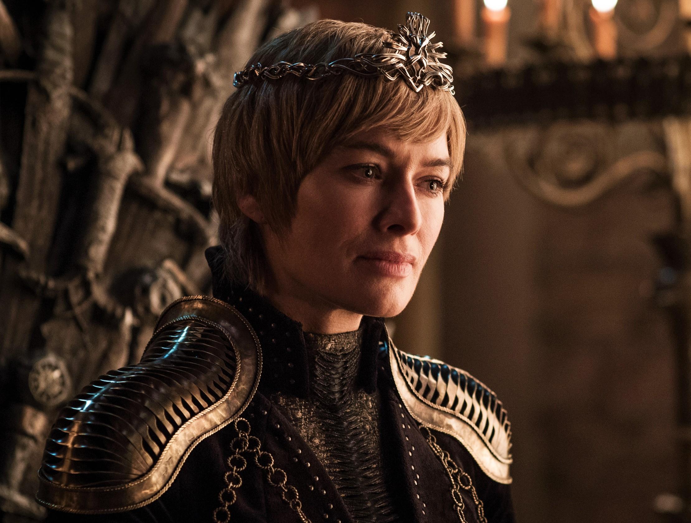 Cersei Lannister, Red Keep, Season 8 (2)