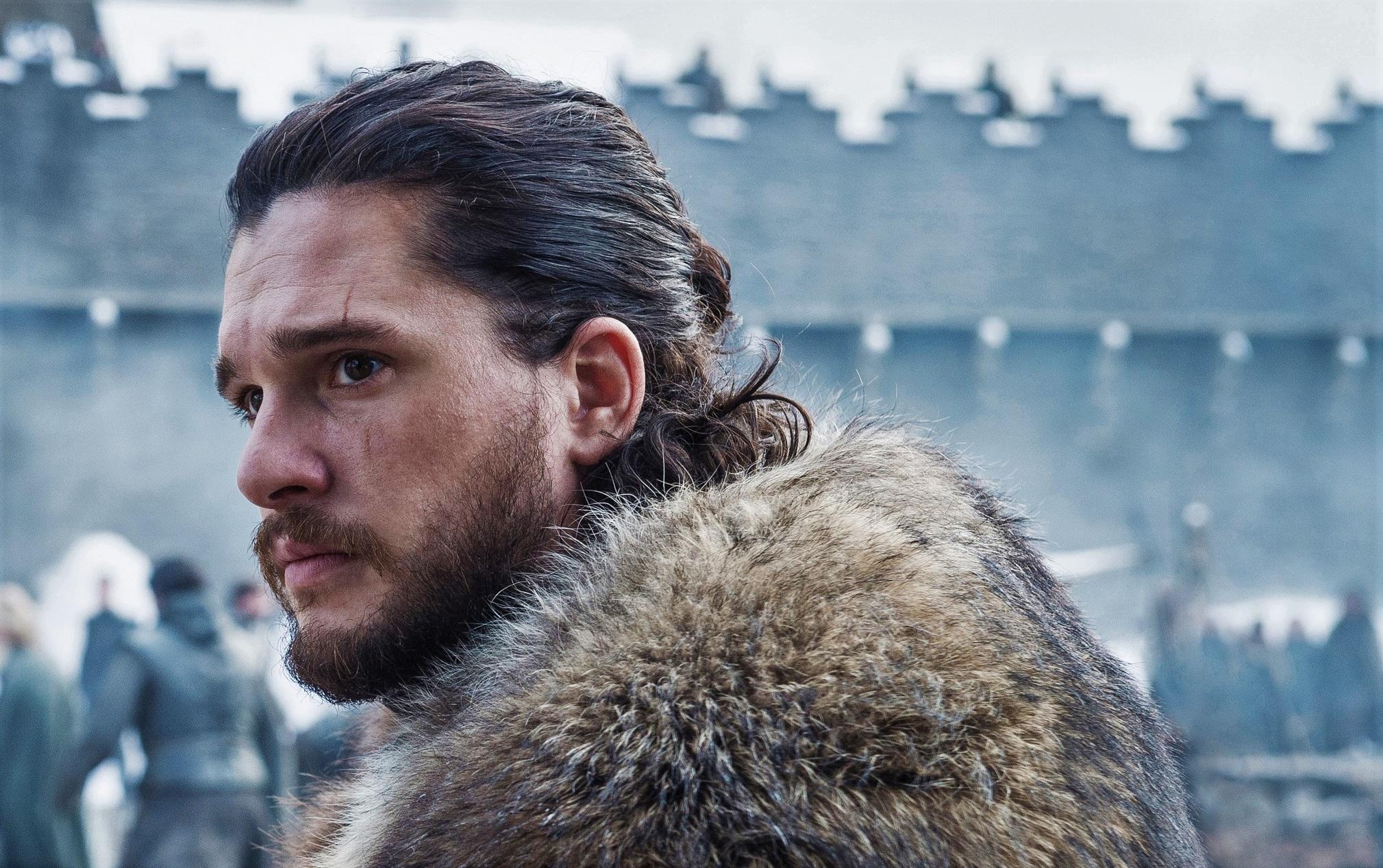 Jon Snow, Winterfell, Season 8