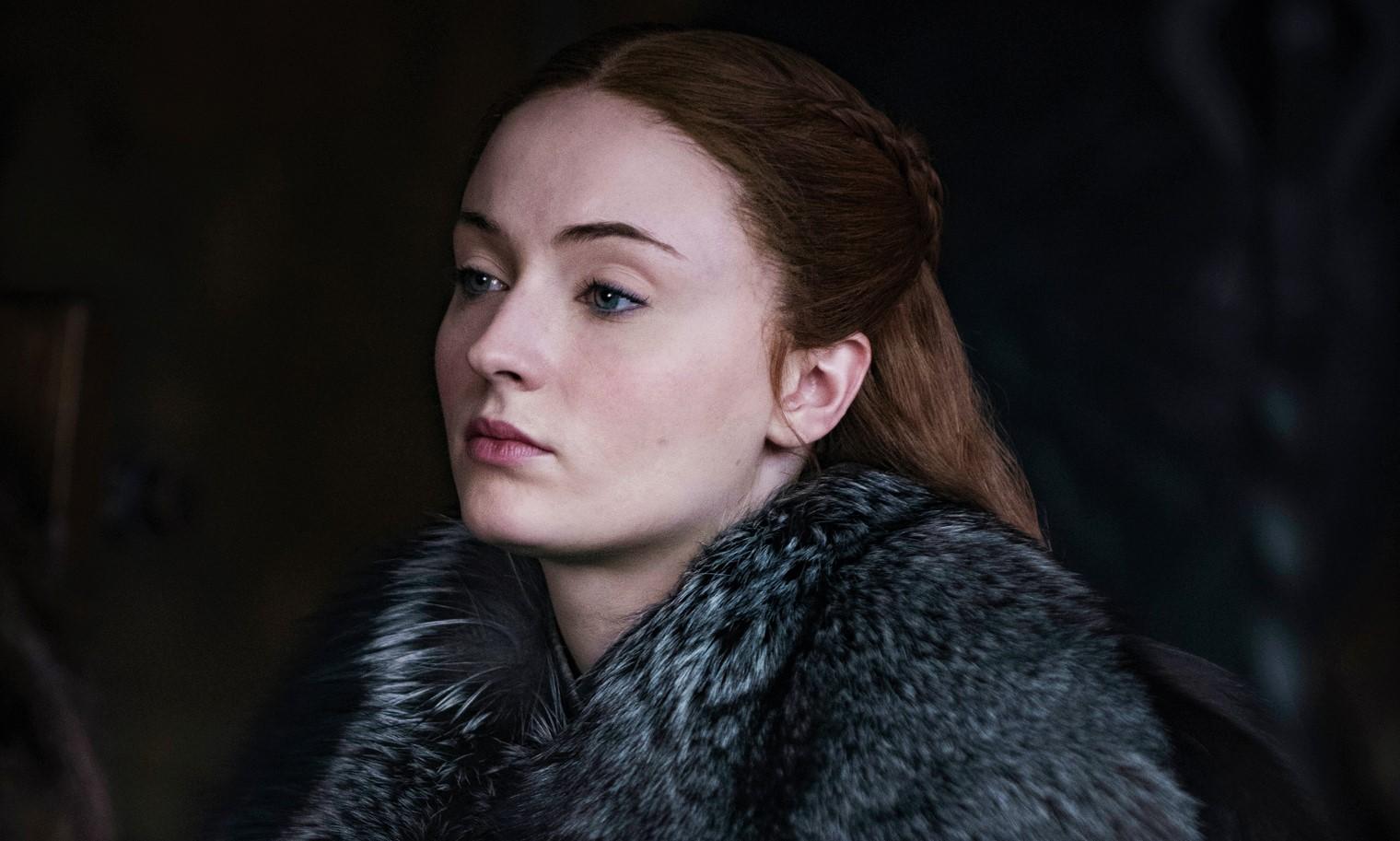 Sansa Stark, Winterfell, Season 8