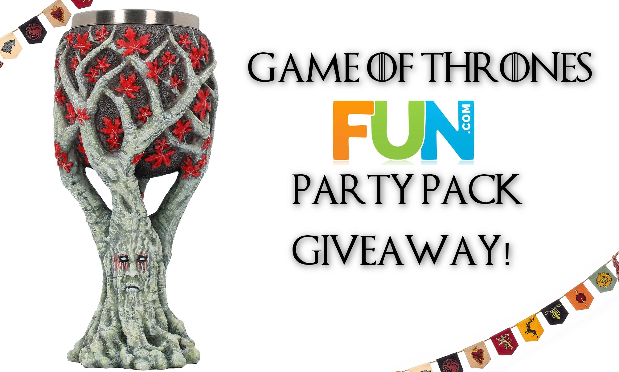 party pck giveaway