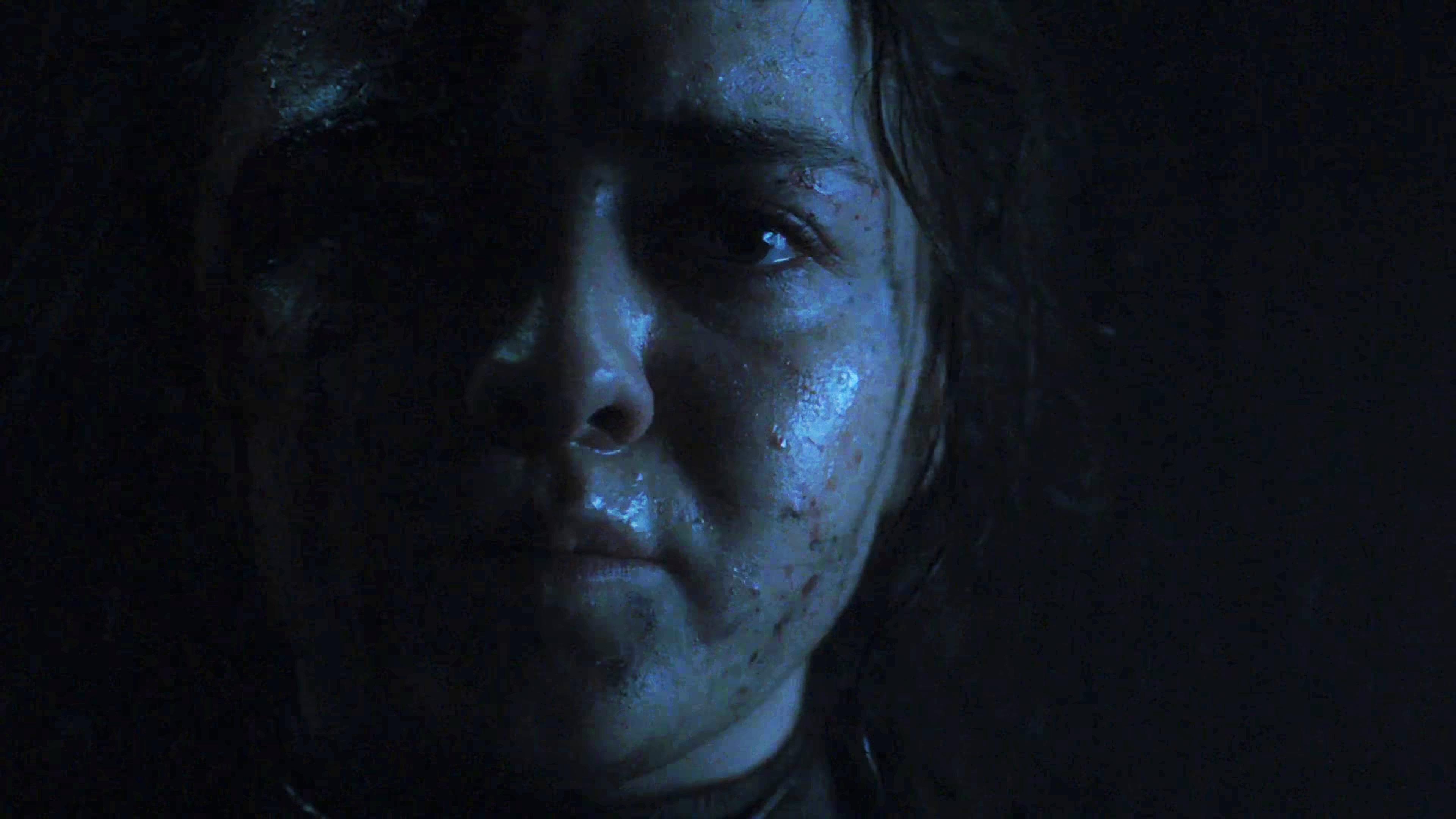 1. Season 8 Trailer Arya