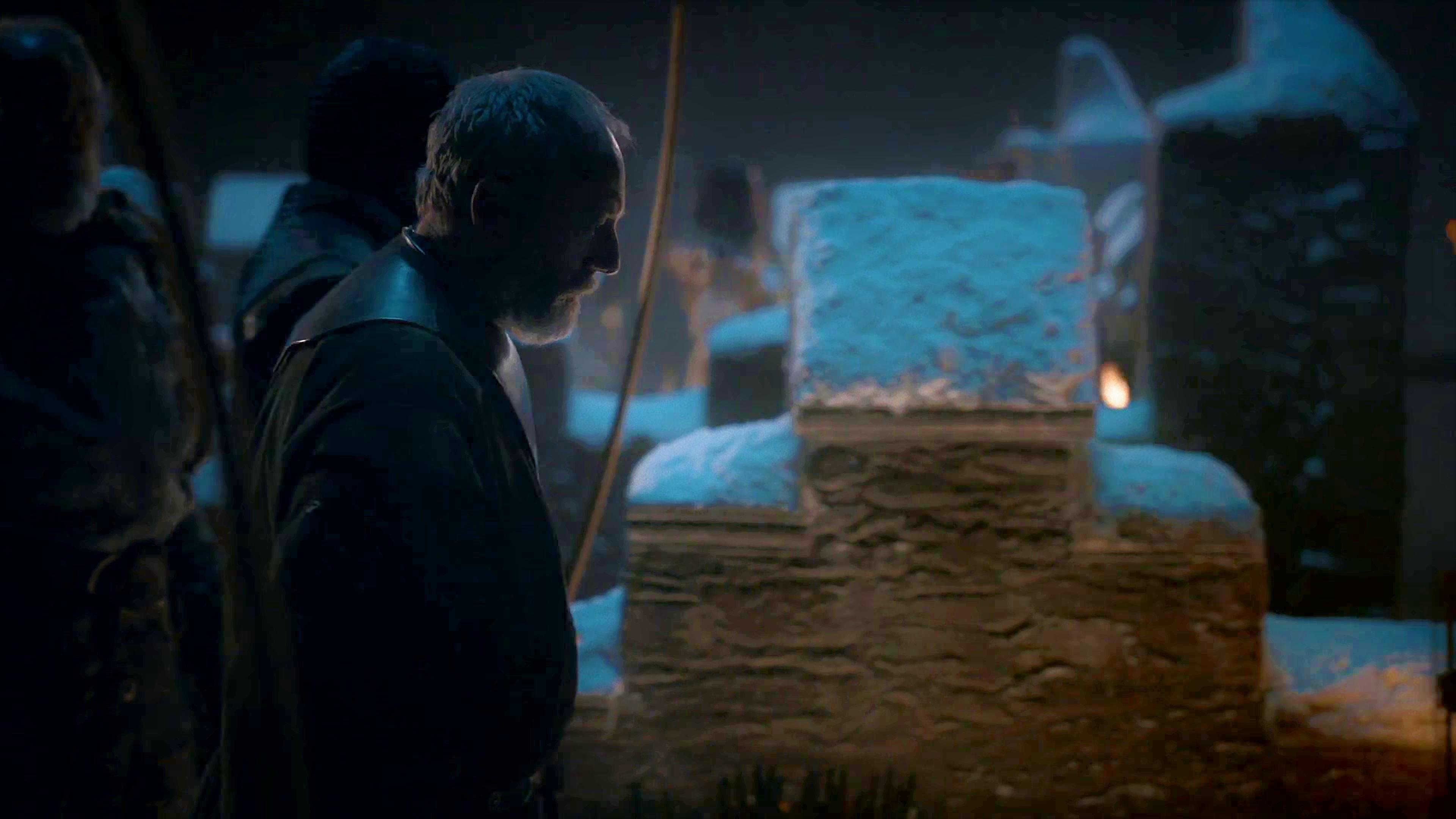 3. Season 8 Trailer Davos