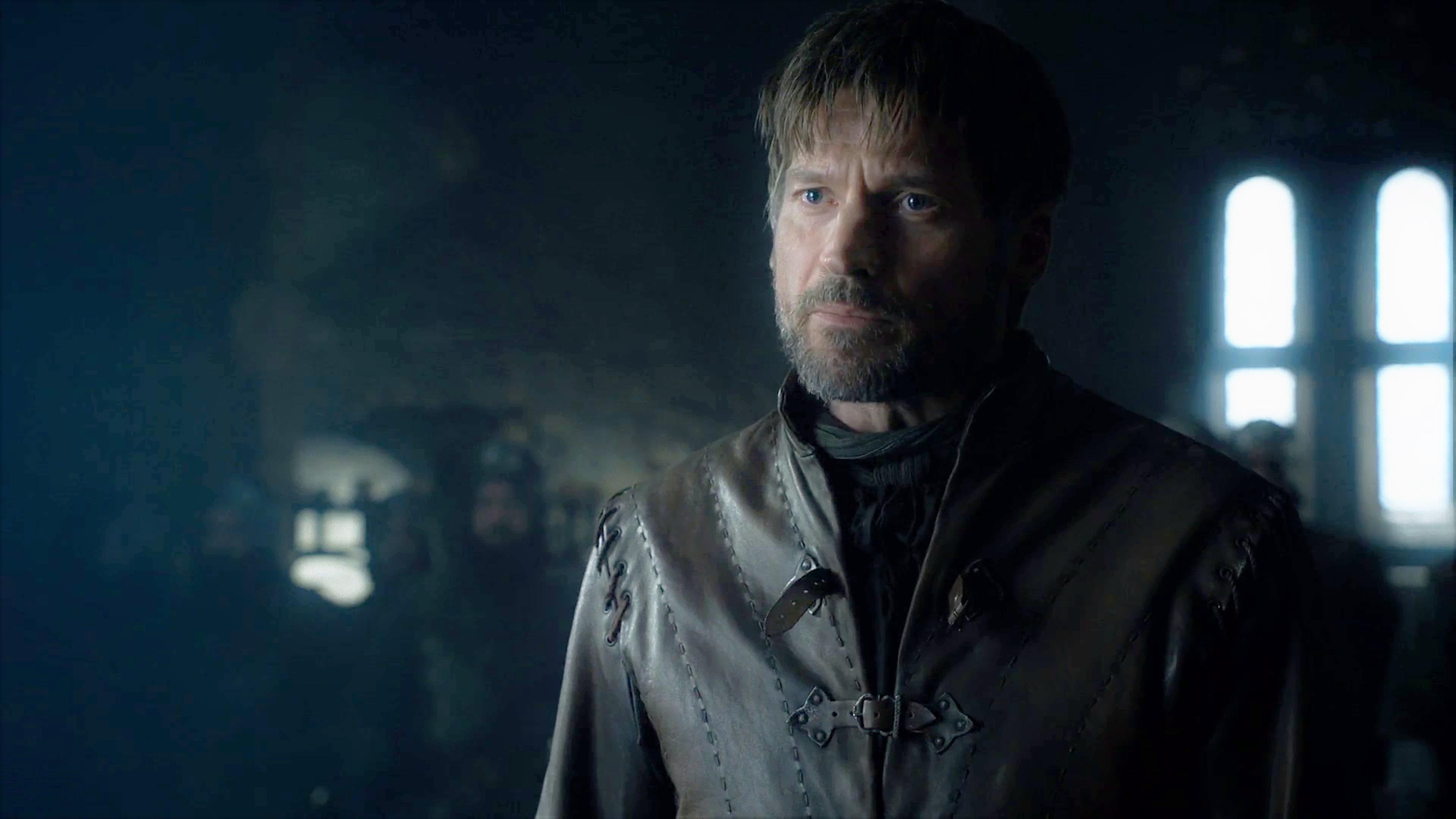 33. Season 8 Trailer Jaime Lannister Winterfell