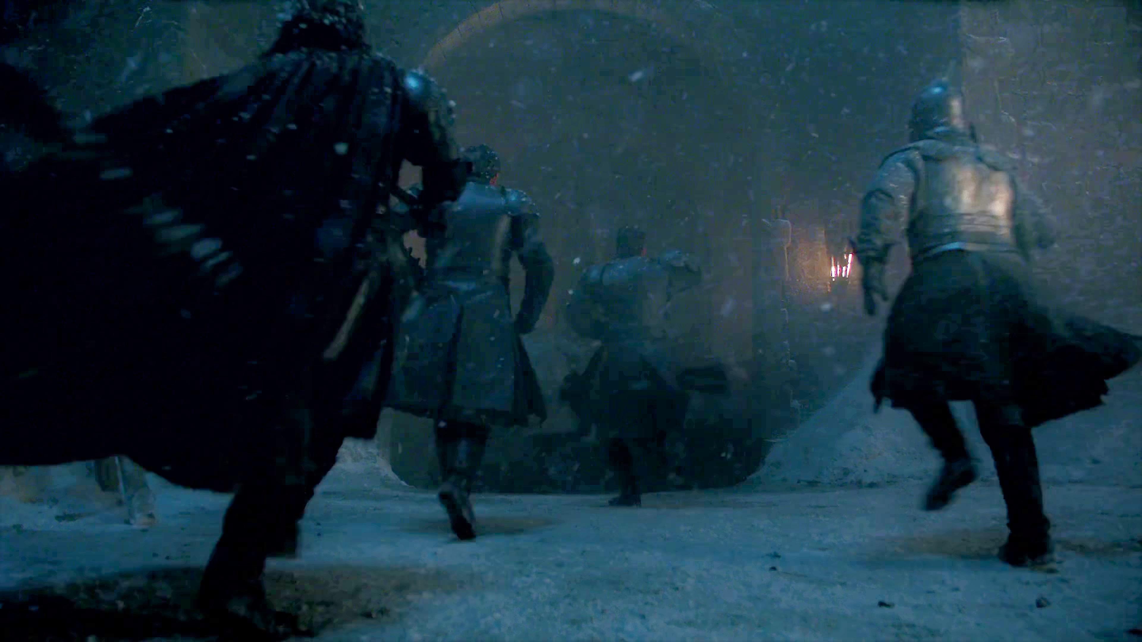 36. Season 8 Trailer Winterfell Battle Knights Vale Closed Gate