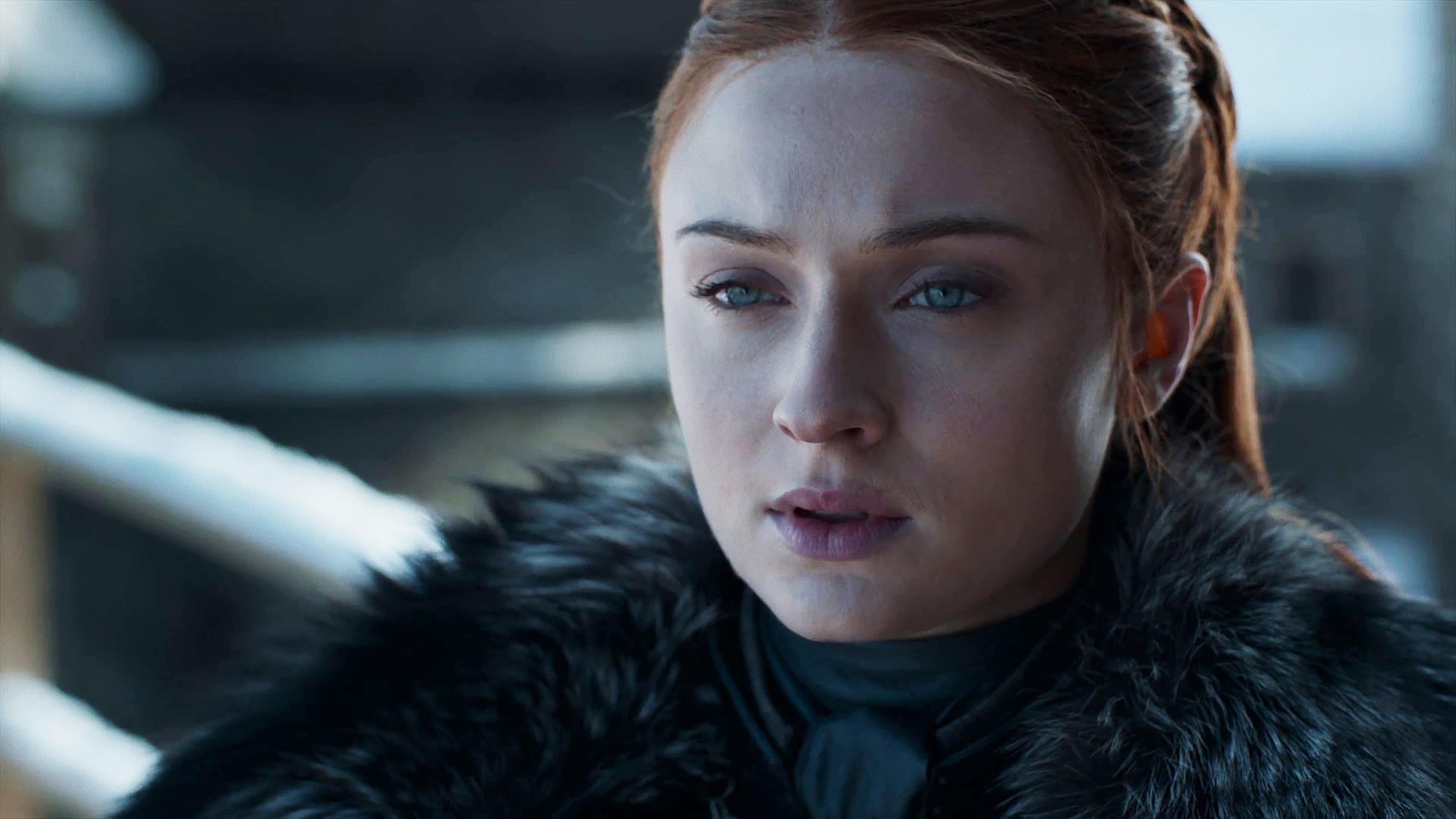 40. Season 8 Trailer Winterfell Sansa Stark