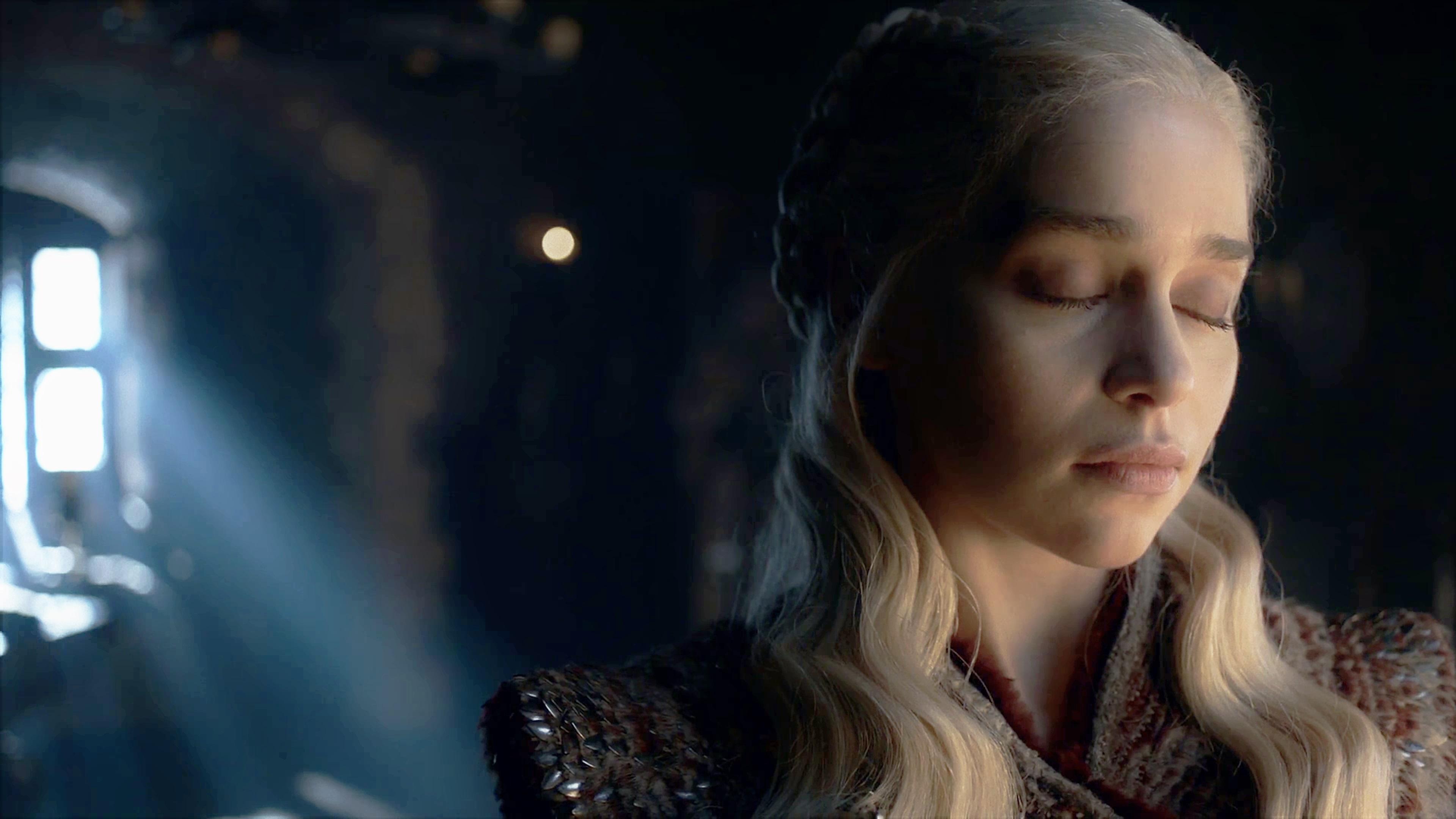 42. Season 8 Trailer Daenerys Targaryen Winterfell