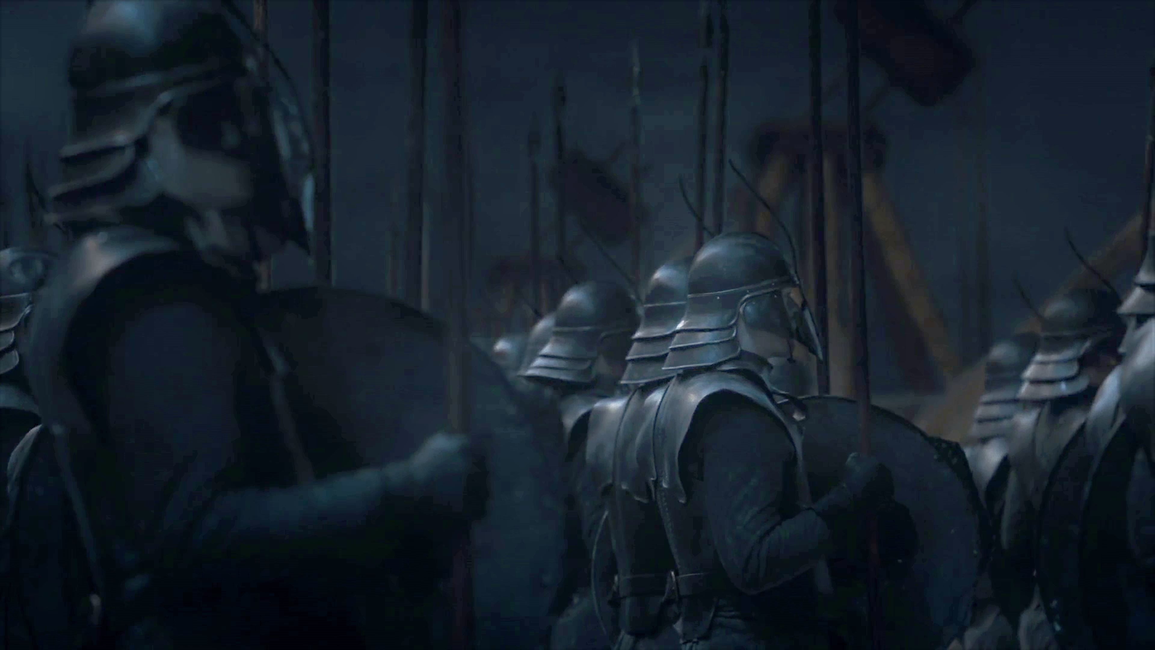 45. Season 8 Trailer Winterfell Battle Unsullied Trebuchets